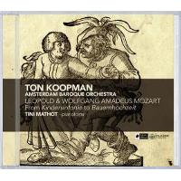 Mozart Leopold, Mozart Wolfgang: From kindersinfonie