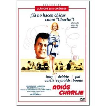 Adiós, Charlie - DVD
