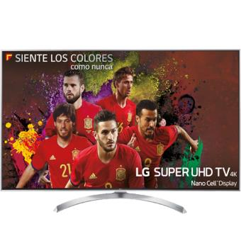 TV LED 55'' LG 55SJ810V Super UHD 4K HDR Smart TV