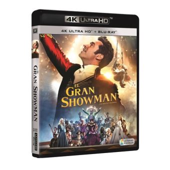 El gran Showman - UHD + Blu-Ray