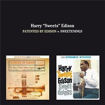 Patented By Edison+Sweetenin