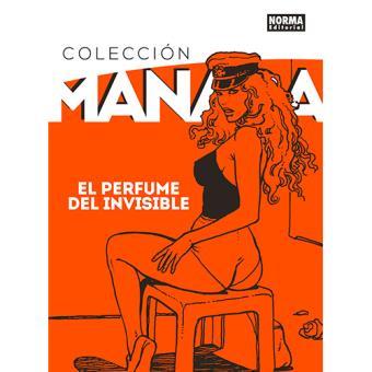 Colección Milo Manara 4: El perfume del invisible