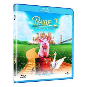 Babe 2, un cerdito en la ciudad - Blu-Ray