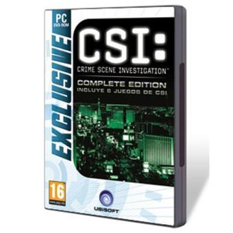 CSI Ultimate PC