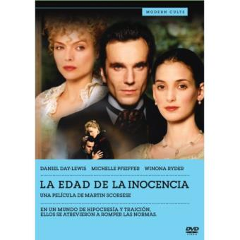 La edad de la inocencia - DVD