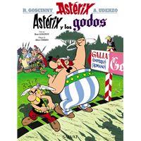 Astérix Nº 3 - Astérix y los godos