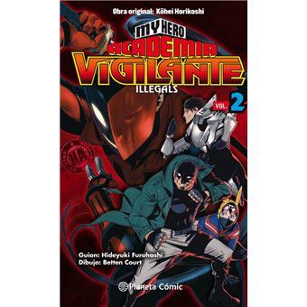 My Hero Academia Vigilante Illegals nº 02: