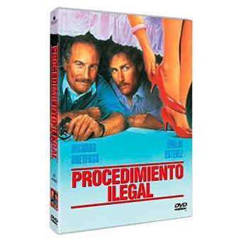 Procedimiento ilegal - DVD