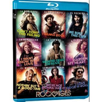 Rock Of Ages - La era del rock - Blu-Ray
