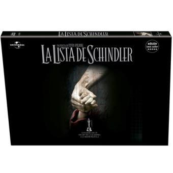 La lista de Schindler (Edición horizontal)