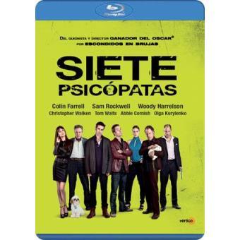 Siete psicópatas - Blu-Ray