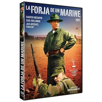 La forja de un marine - DVD