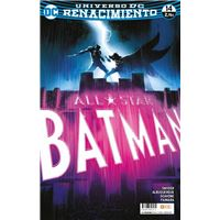 All-Star Batman núm. 14 (Renacimiento) Grapa