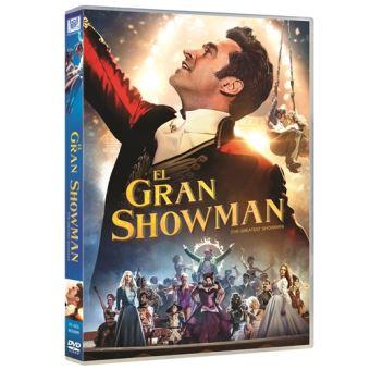 El gran showman - DVD