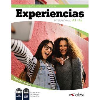 Experiencias Internacional 1 + 2. Guía didáctica