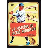 La historia de Jackie Robinson - DVD