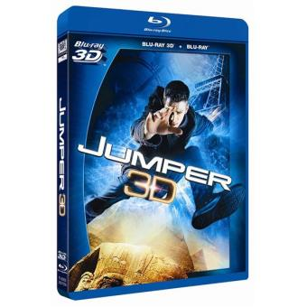 Jumper - Blu-Ray + 3D