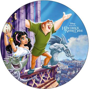 Songs from the Hunchback of Notre Dame B.S.O. - Vinilo