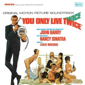 You Only Live Twice B.S.O. - Vinilo