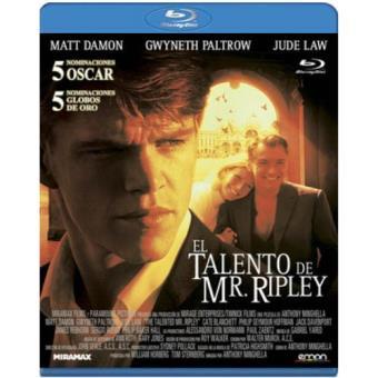 El talento de Mr.Ripley - Blu-Ray