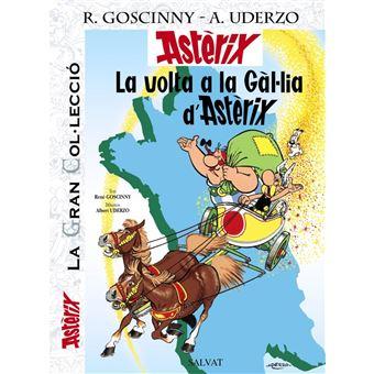 Astérix Nº 5 La volta a la Gàl.lia