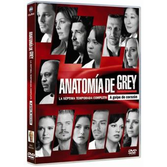 Anatomía de Grey  Temporada 7 - DVD