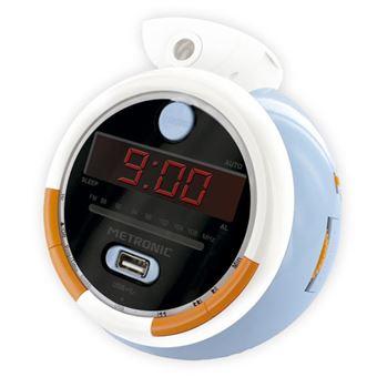 Radio despertador con proyector Metronic Le Petit Prince