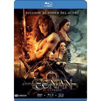Conan, el bárbaro - Blu-Ray + 3D