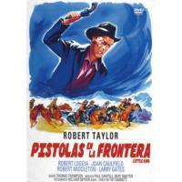 Pistolas en la frontera - DVD