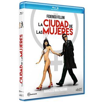 La ciudad de las mujeres - Blu-Ray