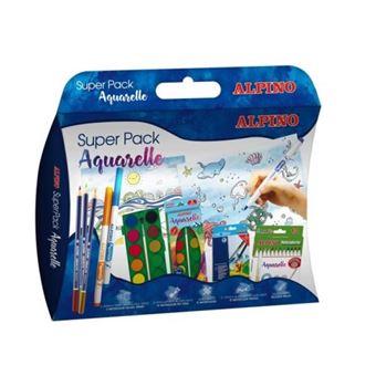 Superpack Alpino aquarelle