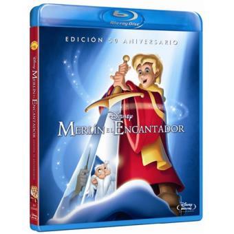 Merlín el encantador -  Ed 50 aniversario - Blu-Ray