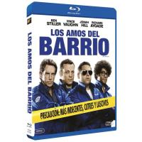 Los amos del barrio - Blu-Ray