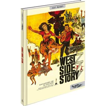 West Side Story - Libro + Blu-Ray