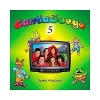 Cantajuego Vol. 5 - DVD + CD