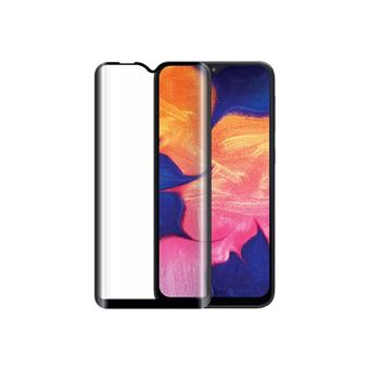 Protector de pantalla Bigben Cristal templado para Samsung Galaxy A10