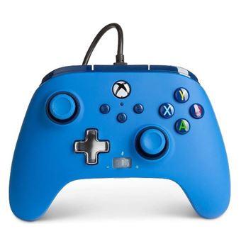 Mando PowerA Enhanced Azul para Xbox Series X / Xbox One