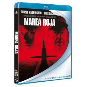 Maréa roja - Blu-Ray