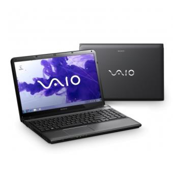 Sony Vaio SVE1511J1E color negro