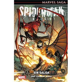 Marvel Saga. El Asombroso Spiderman 41  - Spiderman Superior: Sin salida