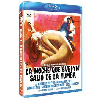 La noche que Evelyn salió de la tumba - Blu-Ray