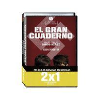 Pack El gran cuaderno + Desgracia  - DVD