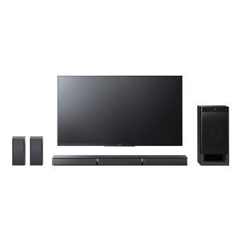 Barra de sonido Bluetooth Sony HTRT3  5.1 600 W