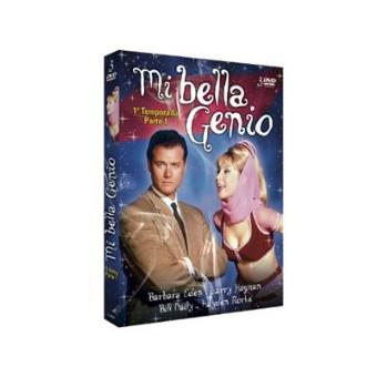 Mi bella genio  Temporada 1 - Volumen 1 - DVD