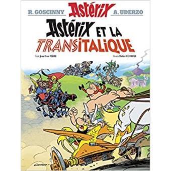 Asterix 37: Astérix et la Transitalique