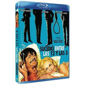 Sucedió entra las 12 y las 3 - Blu-Ray