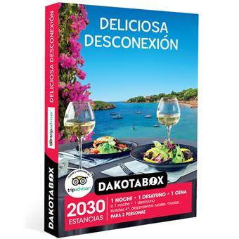 Caja Regalo Dakotabox - Deliciosa desconexión