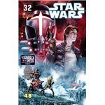 Star Wars nº 32 (La Ciudadela de los Gritos 3 de 3) Grapa