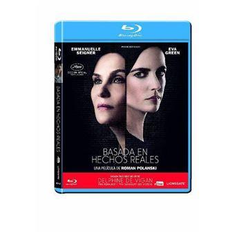 Basada en hechos reales - Blu-Ray