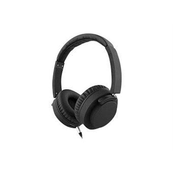 Auriculares Noise Cancelling T'nB Travel negros